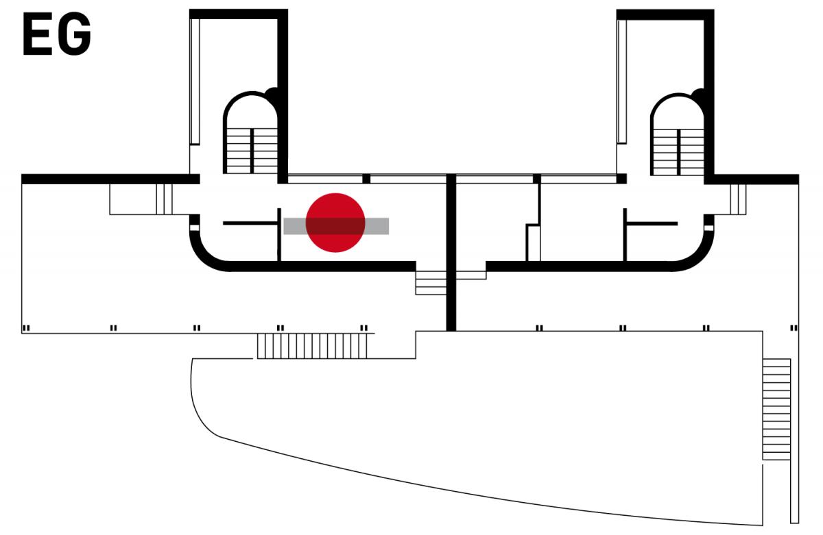 Empfang und Museumsshop
